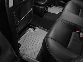 Ковры резиновые WeatherTech Lexus IS  2006-2012 задние серые