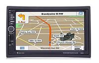 2DIN магнитола 7020G с GPS два дин с навигацией