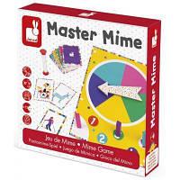 Настольная игра Janod Мастер мимики (J02751)