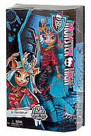 Кукла Иси Даунденсер обмен монстрами Monster High Brand-Boo Students Isi Dawndancer