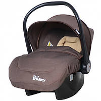 Автокресло TILLY Sparky T-511/2 Brown (MAS40510)