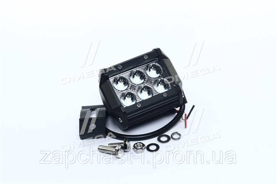 Фара LED додаткова 18W DK B2-18W-C-LED