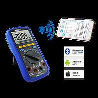 Цифровий Bluetooth-мультиметр OWON B35T+, фото 1
