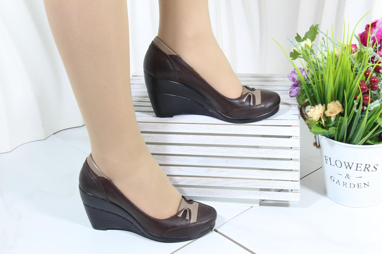 Туфлі шкіряні 33-35 розмірів турецькі Norka 300-02-16