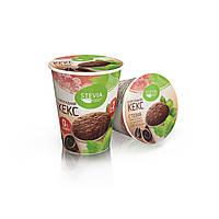 Сухая смесь для приготовления кексов Stevia Кекс шоколадный