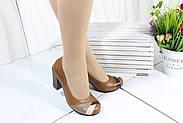 Осінні туфлі Bender крихітки D52-T-K-V(M), фото 6