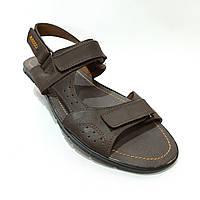 Мужские кожаные сандали (Больших размеров) р. 46, 47