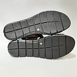 Мужские кожаные сандали (Больших размеров) р. 46 последняя пара, фото 8