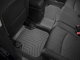 Ковры резиновые WeatherTech Dodge Journey 2009+  задний черный