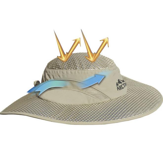 Солнцезащитная шляпа Arctic