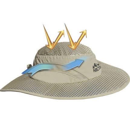 Солнцезащитная шляпа Arctic, фото 2