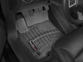 Килими гумові WeatherTech Fiat Freemont 2011-2018 передні чорні