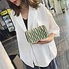 Стильная элегантная сумка клатч на цепочке, фото 6