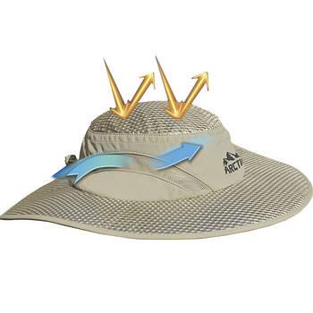 Сонцезахисна капелюх Arctic
