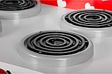 Кухня детская игровая деревянная TOBI TOYS 1002 (интерактивная кухня кухня для детей), фото 4