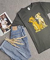 Женская футболка Король Лев, фото 1
