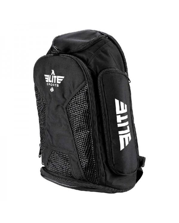 Рюкзак спортивный Elite Sports Athletic Convertible Black Training Черный