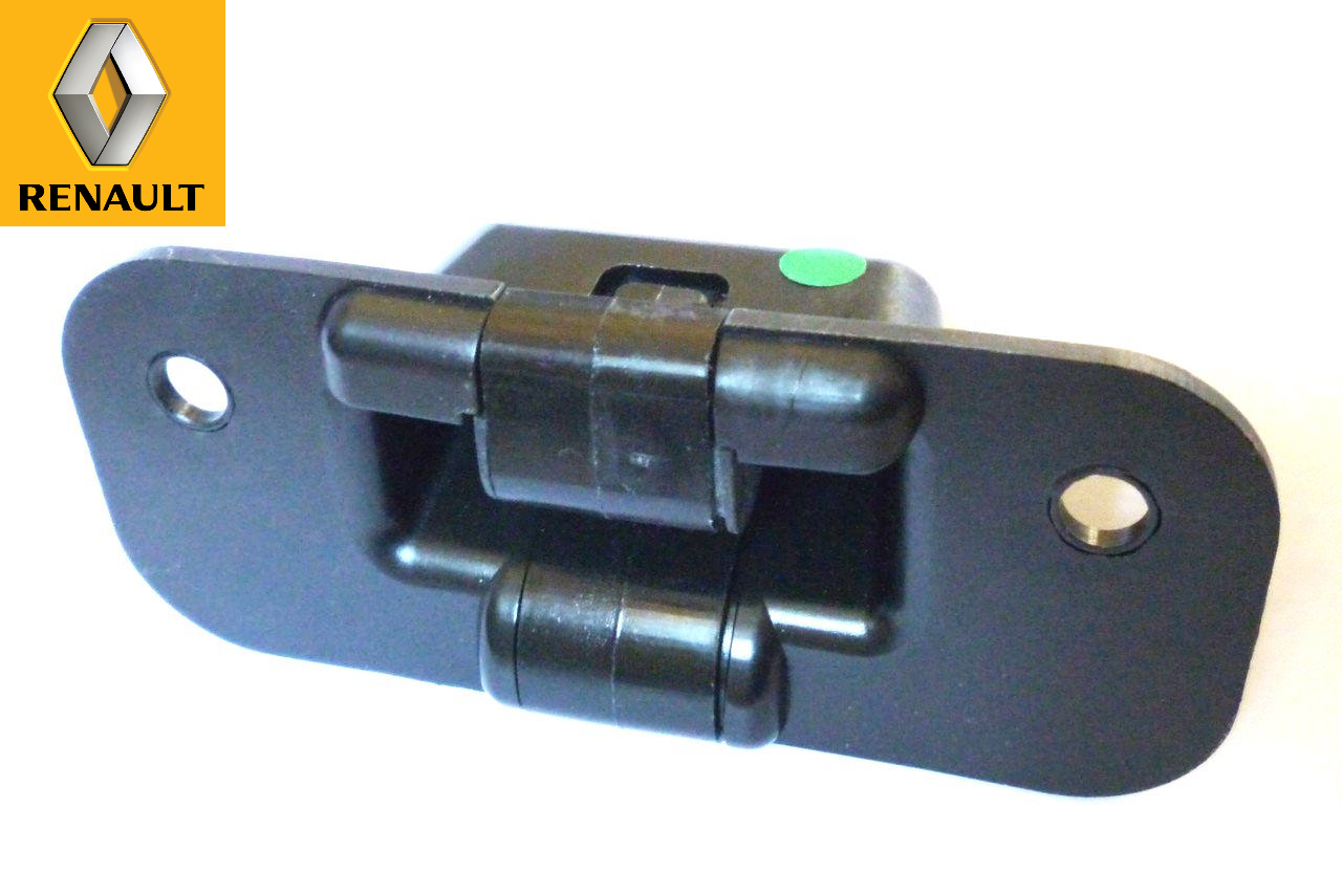 Пластиковый фиксатор раздвижной двери на Renault Trafic III с 2014... Renault (оригинал) 8200075742