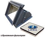 Адаптер салонного фильтра для Ваз 2108, 2109, 21099, 2113, 2114, 2115 с бумажным фильтром АвтоВАЗ, фото 2