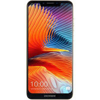 Мобильный телефон Doogee BL5500 Lite Gold (6924351668020)