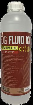 Дым жидкость Fog Fluid Ice Premium 1л
