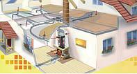 Камінне опалення-альтернатива газу та електрики
