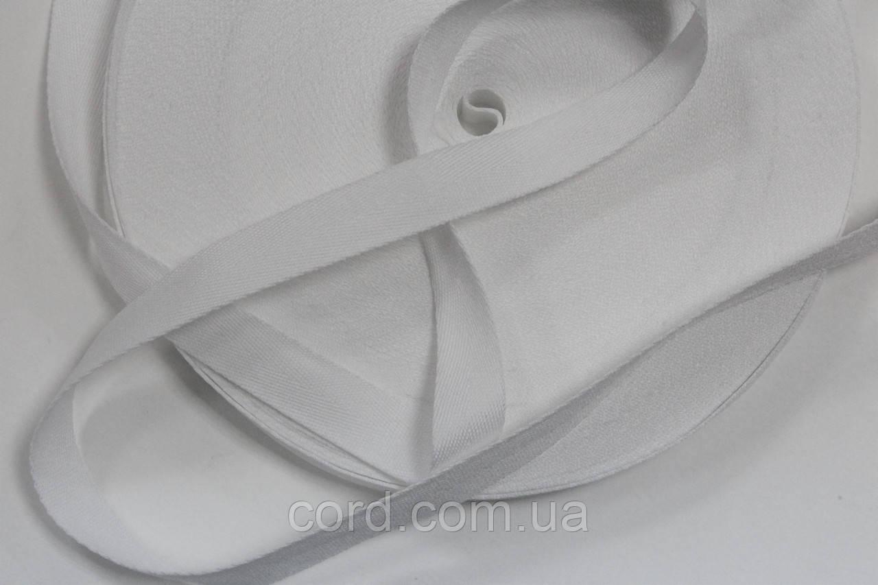 Тесьма киперная 25мм 50м белый