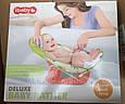 Гірка-шезлонг для купання i-Baby 68135 Салатовий, фото 3