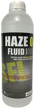 """Рідина для генераторів туману Haze """"O"""" Fluid Oil"""