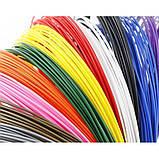 PLA пластик для 3D ручки (20 цветов по 10 метров), фото 4