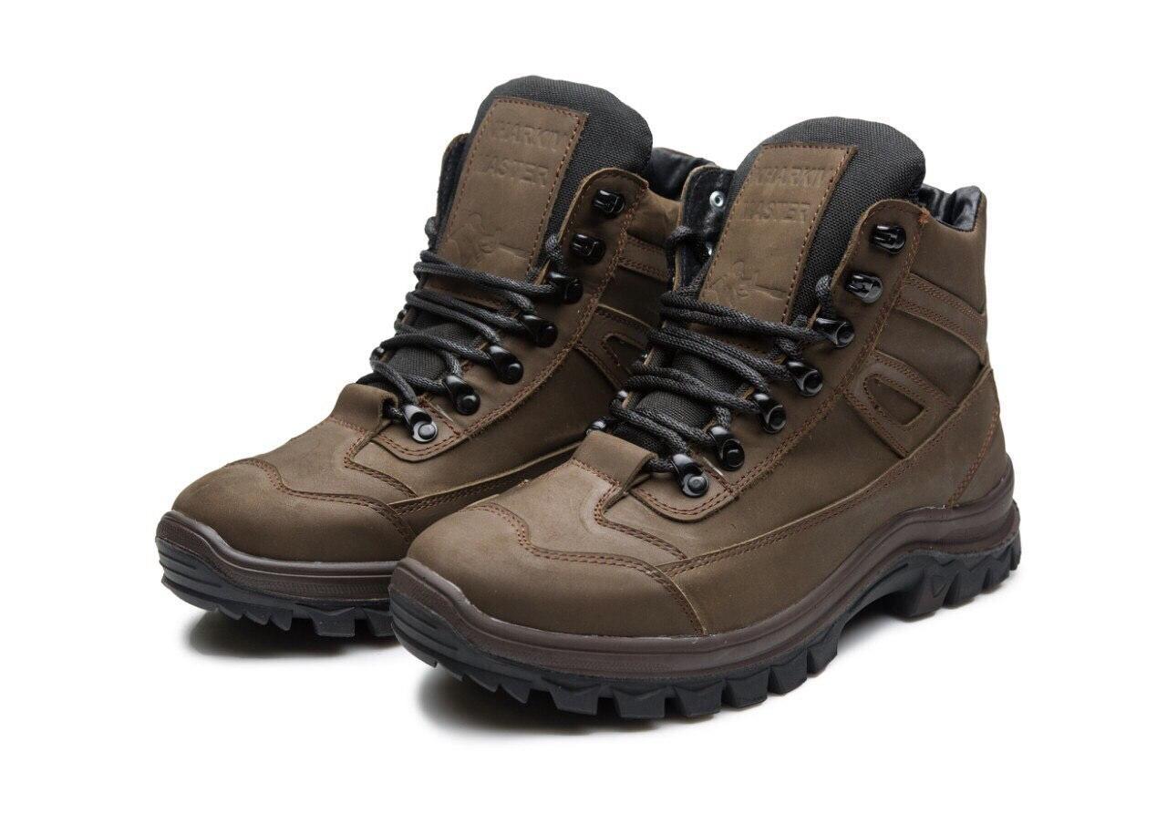 Ботинки тактические Marsh Brosok коричневые 109