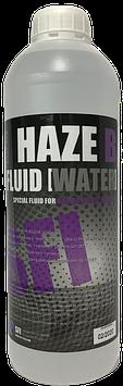 """Жидкость для генераторов тумана Haze """"B"""" Fluid Water 1л"""