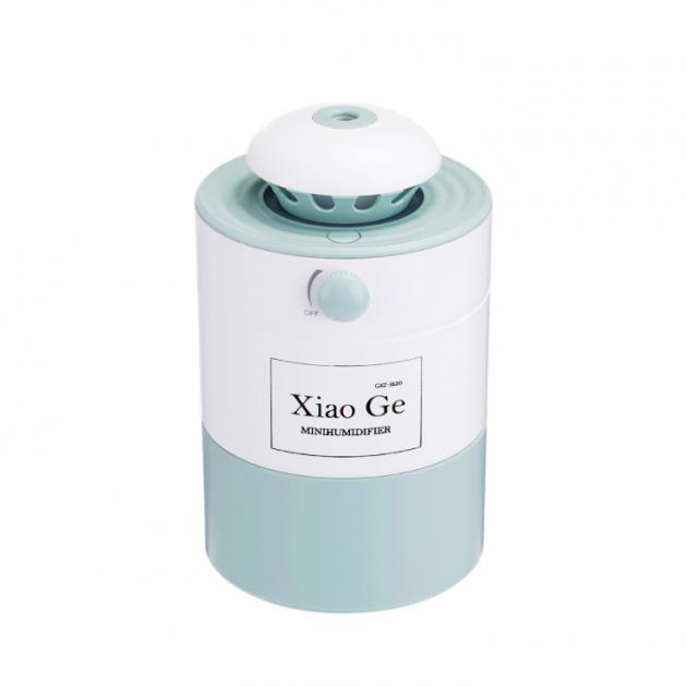 Ультразвуковой увлажнитель воздуха с регулировкой подачи пара Humidifier Xiao Ge мятный