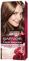 Стойкая крем-краска для волос Garnier Color Sensation 6.0 Лесной Орех, фото 1