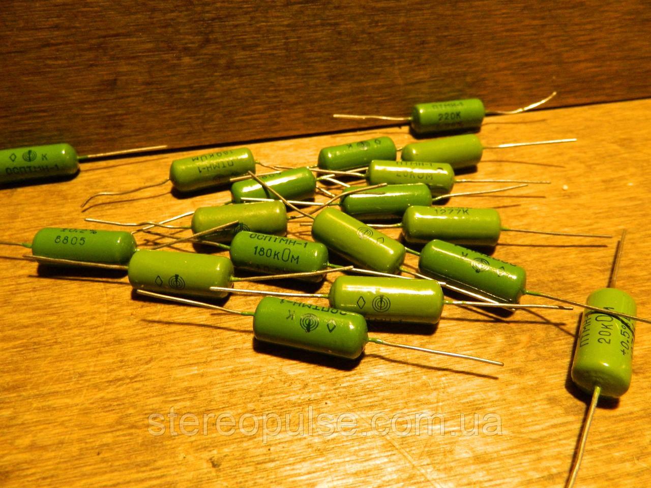 Резистор ПТМН -1Вт 180кОм  20кОм 0.5%