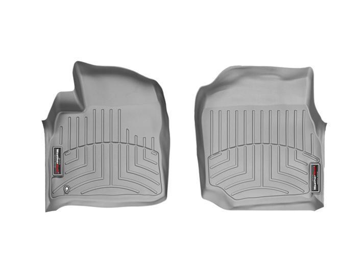 Ковры резиновые WeatherTech Toyota LC100 1998-2007 передние серые