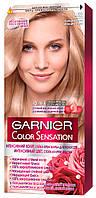 Стійка крем-фарба для волосся Garnier Color Sensation 9.02 Сяючий Опал, фото 1