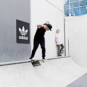 Идеальная обувь для скейтбординга кеды Adidas MATCHCOURT