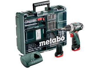 Акумуляторний дриль - шуруповерт 10.8 В, PowerMaxx BS Basic Mobile Workshop NEW: Ак.дриль-шуруповерт 10.8 В,