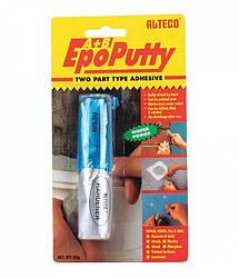 Alteco Epo Putty Двухкомпонентная клеющая мастика (50гр)/уп.12