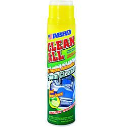 Засіб для очищення тканиного покриття Abro/Cleen all 623гр.