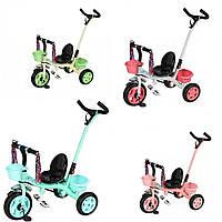 Детский  трехколесный  велосипед TILLY ENERGY T-322, 4 цвета., фото 1