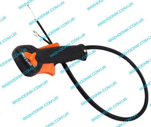 Ручка газа на мотокосу Stihl FS 55,120, 200, 250, фото 2