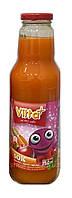 Сок детский Vitta Plus морковь, яблоко, малина 750 мл Польша