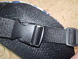 Сумка на пояс Ткань Принт спортивные барсетки сумка только опт, фото 6