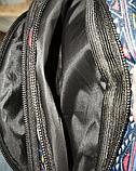 Сумка на пояс Ткань Принт спортивные барсетки сумка только опт, фото 7