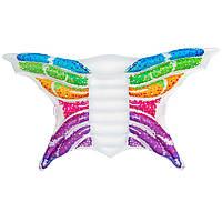 Надувной матрас Bestway 43261 «Бабочка», 294 х 193 см