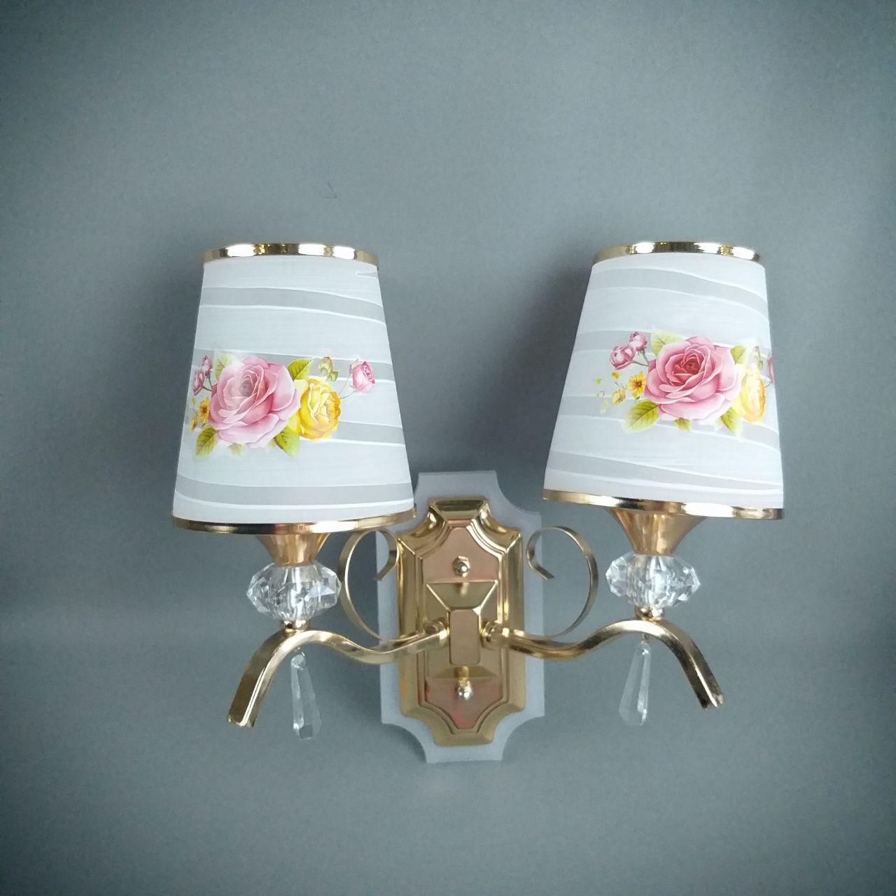 Бра на дві лампи HQ-8245/2W