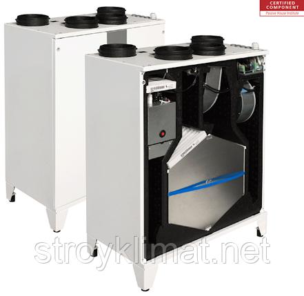 Приточно-вытяжные установки с пластинчатым рекуператором Salda SMARTY 2X V 1.2, фото 2