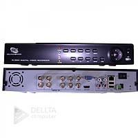 ВИДЕОРЕГИСТРАТОРЫ АНАЛОГОВЫЕ 8008 8-ми канальный, стационарный DVR WI FI 3G HDMI 8A/V IP